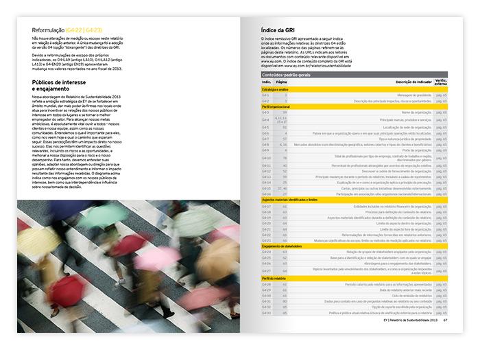 Relatório de Sustentabilidade 2013 EY Brasil - 05
