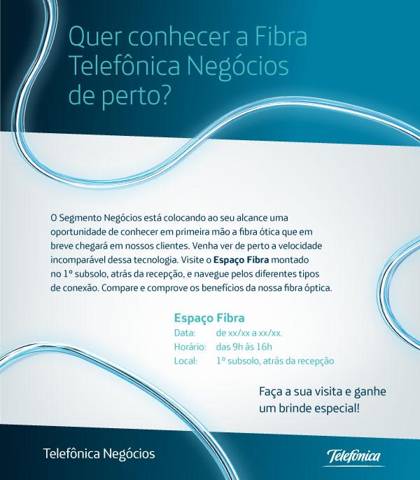 Telefônica - Fibra